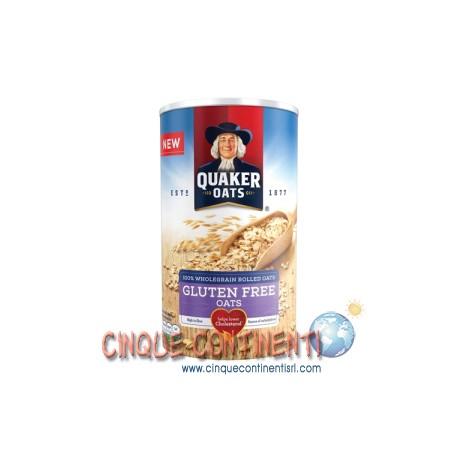 Avena Quaker gluten free