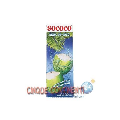 Agua de Coco Sococo 1 lt