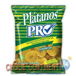Platanito Verde PRO