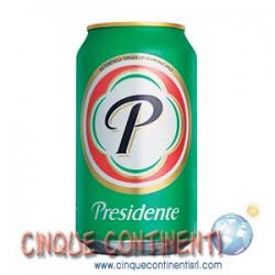 Birra Presidente lattina