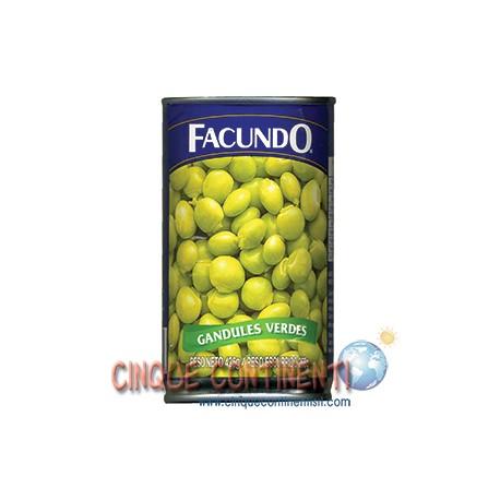 Guandules verdes Facundo
