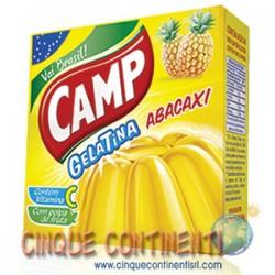 Gelatina ananas Camp