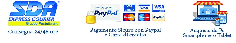 SDA - Pagamento sicuro - Compra facilmente prodotti latinoamericani online